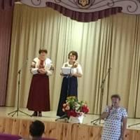 виступ завідуючої Хижинецьким ФАПом Заєць Л.А