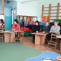 педагогічна рада  «Взаємодія  педагогічного колективу та батьків вихованців , щодо створення  позитивного іміджу ДНЗ».