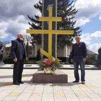 Меморіали Слави та Братські Могили