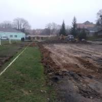 Будівництво мультифункціонального майданчика для занять ігровими видами спорту (на території Тульчинської ДЮСШ)