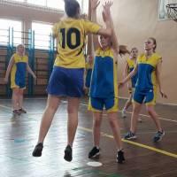 Команда Жашківської спеціалізованої школи №1 (тренер Чорний В.М.)