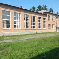 Заміна вікон у спортивному залі Скибинського ЗЗСО