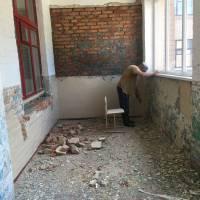Оновлення входу в приміщення Жашківського ЗЗСО №4