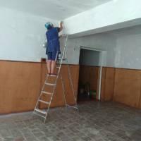 Ремонтні роботи в Острожанському ЗЗСО