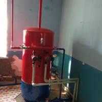 Проведення ремонту системи опалення у Вороненському ЗДО