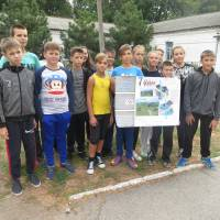 День спорту у Смолінській ЗШ №1 І-ІІІ ступенів