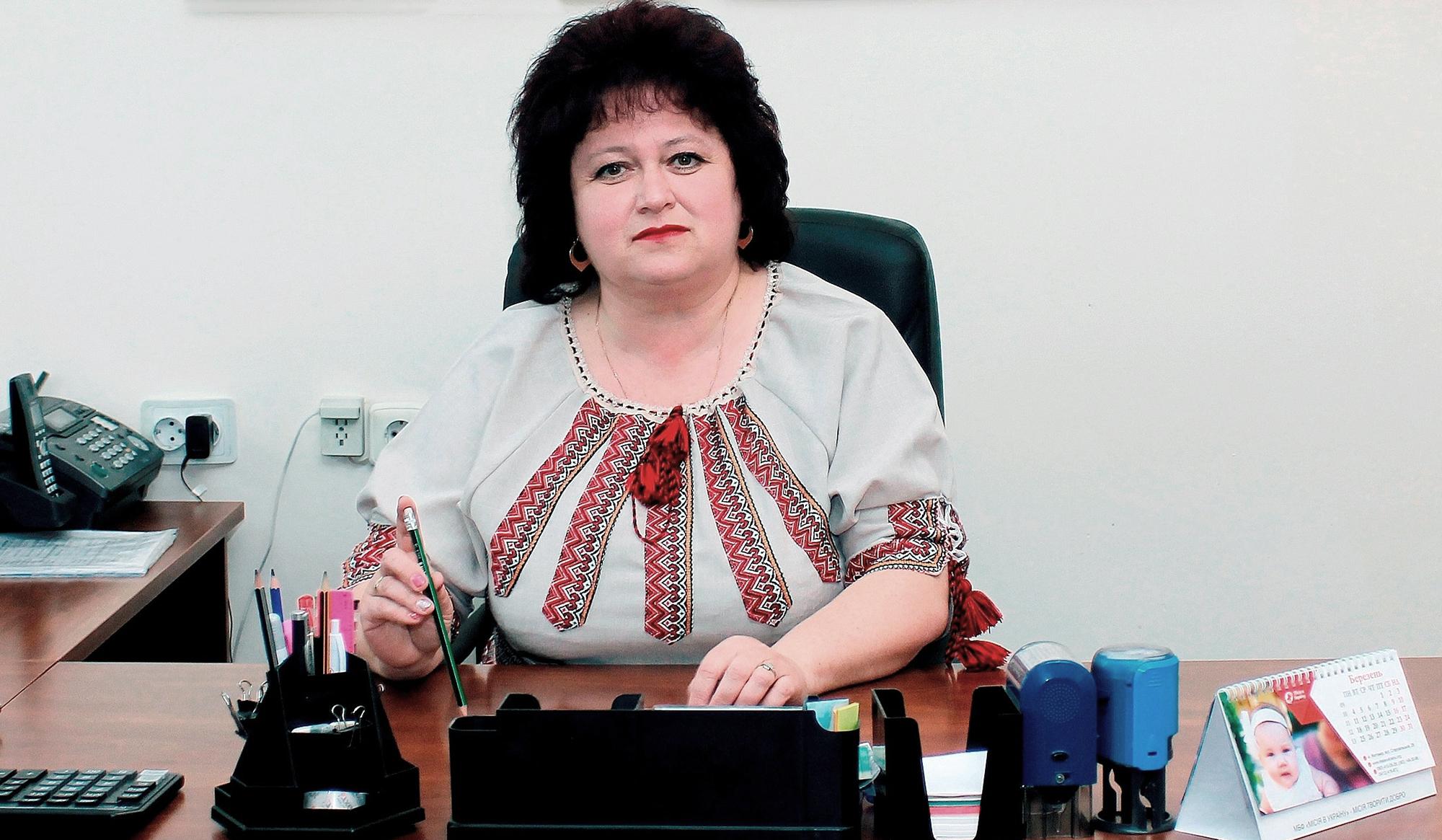Відділ освіти Пулинської селищної ради, начальник Опанащук Наталія Вікторівна
