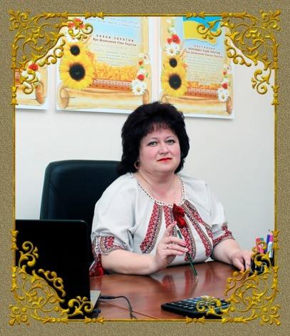 Начальник відділу освіти Опанащук Наталія Вікторівна