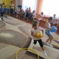 День фізичної культури та спорту в закладах освіти Пулинської ОТГ