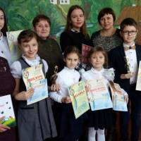 Учасники конкурсу з Гребінківської гімназії