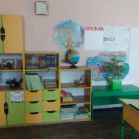 Гребінківська гімназія. Початкова школа