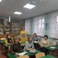МО  вчителів зарубіжної літератури