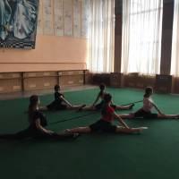 Заняття старшої групи  «Dance group Euphoria» Степанівського СБК