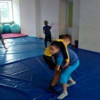 Тренування в Степанівському селищному центрі фізичного здоров'я населення