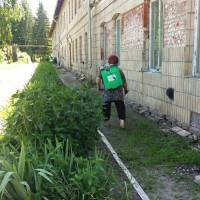 Упорядкування території Степанівського СК