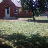 Упорядкування території Головашівського СК