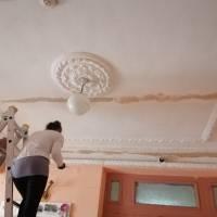 Ремонтні роботи в приміщенні Підліснівського СБК