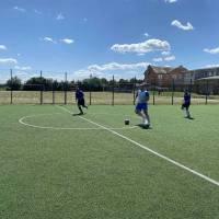 Футбольна команда Степанівської громади