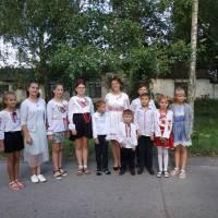 Степанівський селищний клуб (завод) Вокальний ансамбль