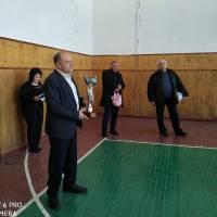 Привітання Селищного  голови  Степанівської селищної ради Лукаша В.О.