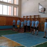 Привітання команди селища Степанівка