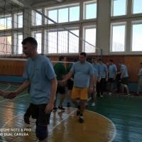 Привітання команди селища Степанівка та команди АФ