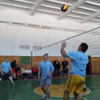 гра команди  села Підліснівка (юніори) та селища Степанівка