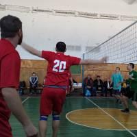 Гра команди села Новосуханівка та команди Сумський РЕМ