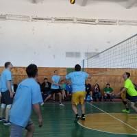 Гра команд селища Степанівка та села Підліснівка (ветерани)