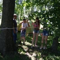 Туристичнимй табір Підліснівської ЗОШ