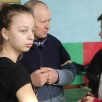 Першість Степанівської ОТГ з настільного тенісу сезону 2019