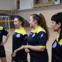 Жіноча збірна команда з волейболу!