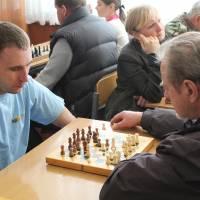 Районні змагання з шахів, шашок, настільного тенісу