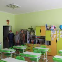Навчальний кабінет початкової школи Підліснівської ЗОШ