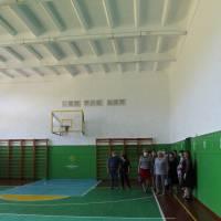 Спортивна зала Підліснівської ЗОШ