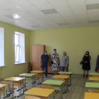 Перший клас Степанівської філії