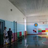 Спортивна зала Степанівської філії