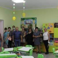 Навчальний кабінет початкової школи Степанівської ЗОШ