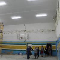 Спортивна зала Степанівської ЗОШ