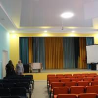 Актова зала Степанівської ЗОШ