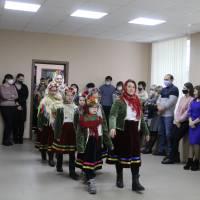 Вітання від учнів Косівщинської ДШМ