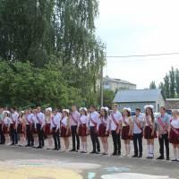 Останній дзвоник у Степанівській ЗОШ
