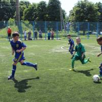 Футбольний турнір у Степанівці
