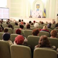 Розширене засідання ради по культурному будівництву