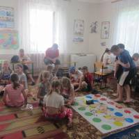 Відпочинок у Степанівській філії