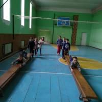 Спортивні змагання. Ковчинський ЗЗСО І-ІІІст. ім.Л.Деполович