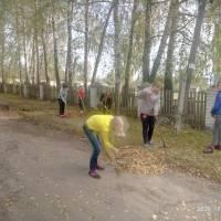 Чисте довкілля. Ковчинський ЗЗСО І-ІІІст. ім.Л.Деполович