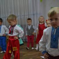 Свято осені. КУликівський ЗДО «Ромашка»