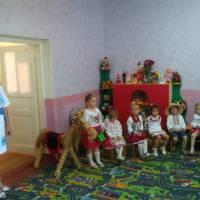 Українські обжинки. Горбівський ЗДО «Сонечко»