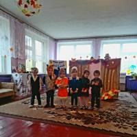 Свято осені.  Авдіївський ЗДО «Сонечко»